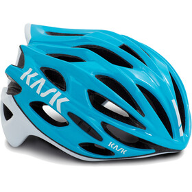 Kask Mojito X Fietshelm turquoise